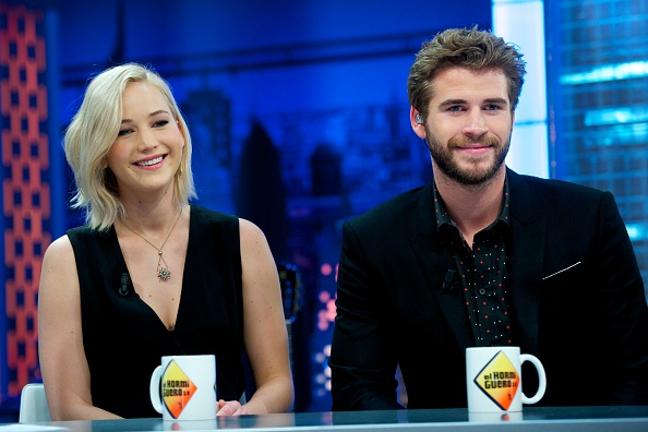Jennifer Lawrence Liam Hemsworth Finally Dating