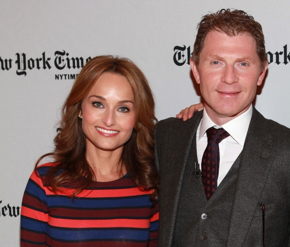 bobby flay and shane farley s ex wives insist that giada. Black Bedroom Furniture Sets. Home Design Ideas