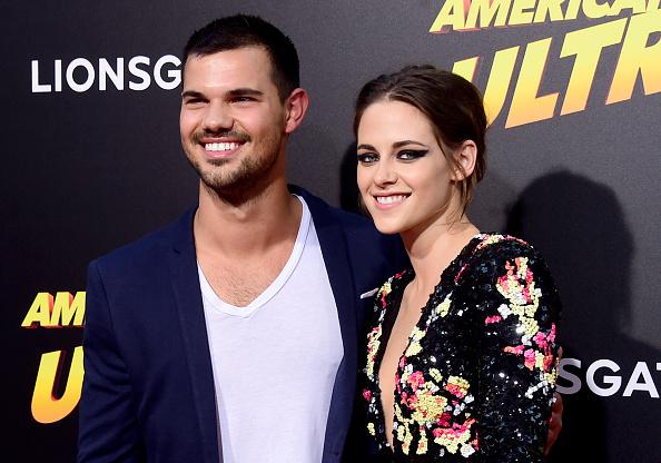Twilight stars still dating