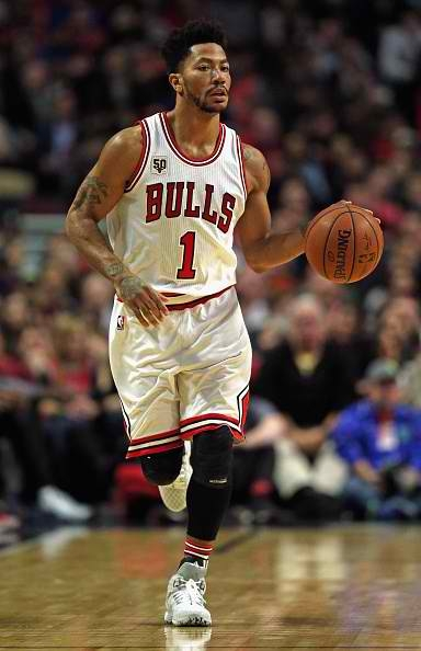Derrick Rose  In A Good Place  With Chicago Bulls Despite Trade Rumors With  The New York Knicks 99cc24e61
