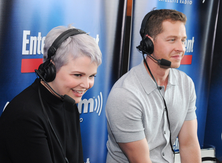 Josh Dallas Ginnifer Goodwin And Baby Bump All Set To