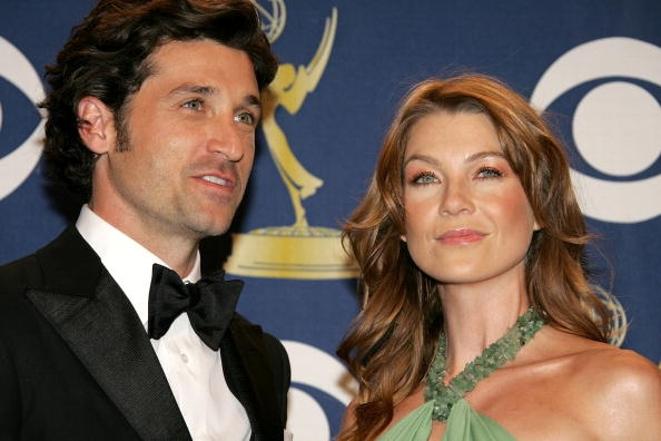 Patrick Dempsey Wife Jillian Fink Back Together Ellen Pompeo Badly