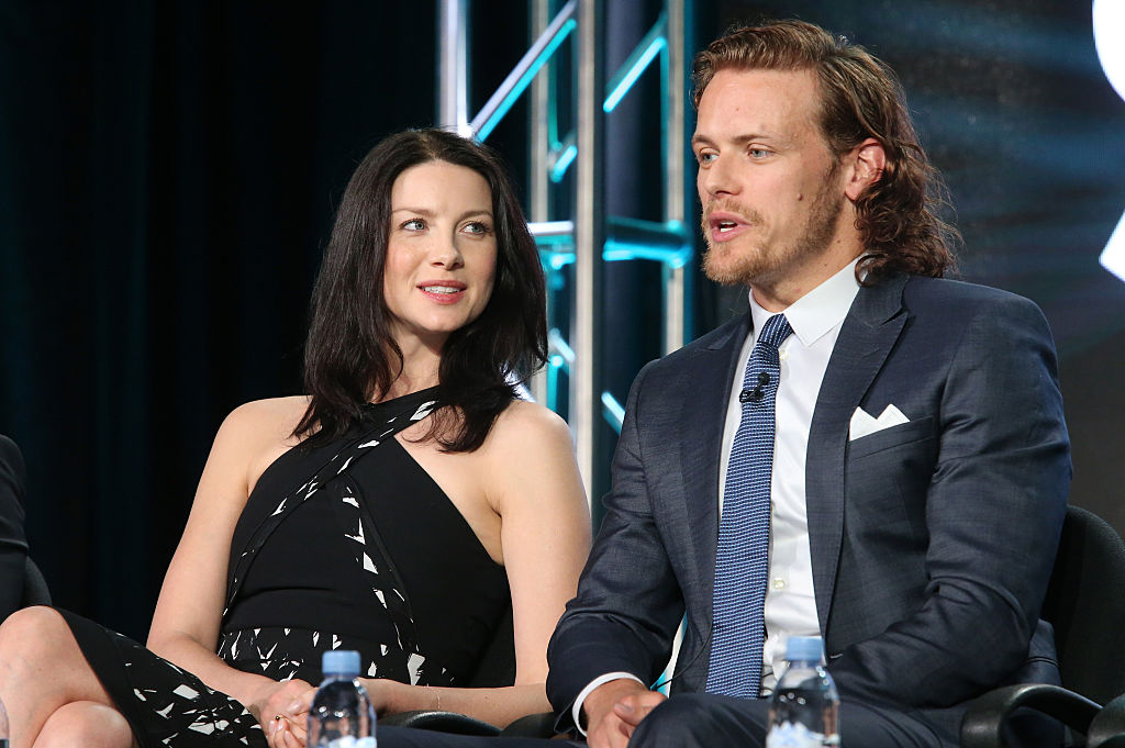 Sam are heughan and caitriona balfe dating. search me lyrics vicky beeching dating.