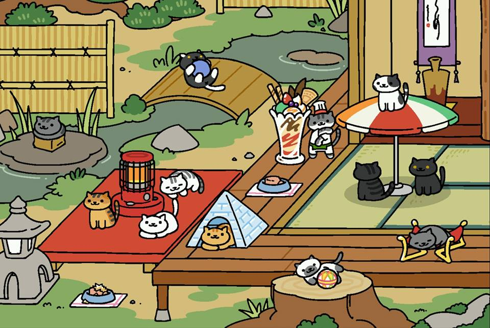 39 neko atsume 39 cheats and tips guide tricks on how to lure rare cats into the game revealed. Black Bedroom Furniture Sets. Home Design Ideas