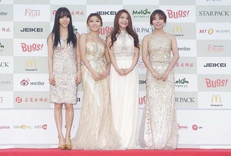 South Korean Girl Group Mamamoo To Release Free Digital Single
