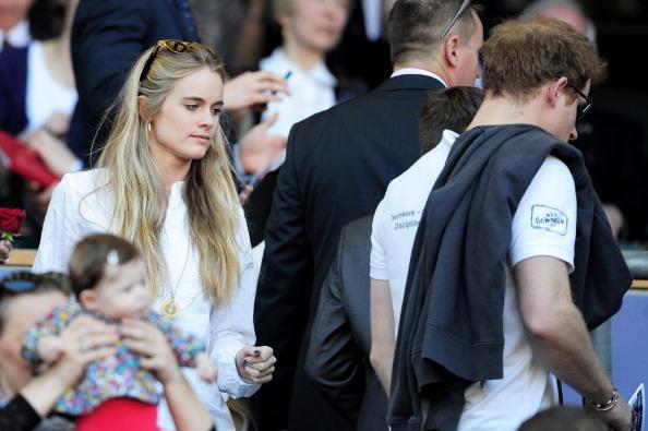 Prince Harry and Cressida Bonas to be apart this Christmas