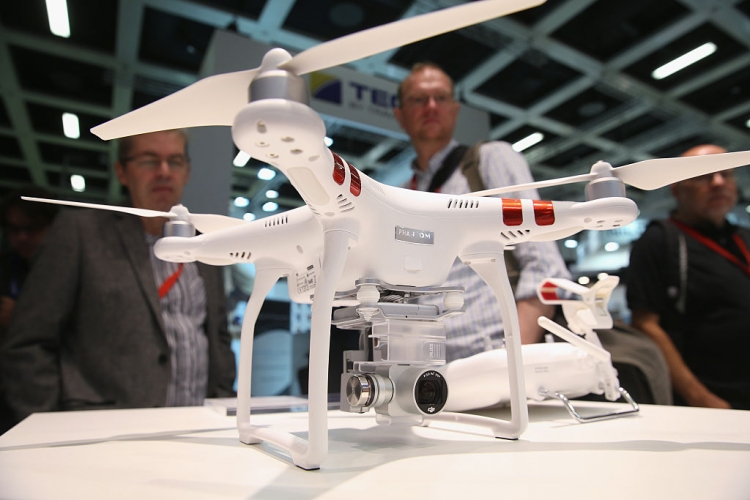 DJI Phantom 3 Advanced Now Supports Return-To-Home Automated