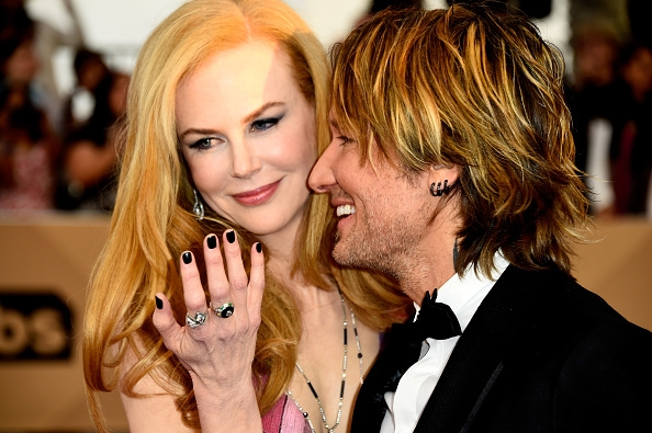Nicole Kidman Keith Urban Wedding: Nicole Kidman And 'American Idol' Husband Keith Urban's