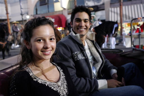 Mackenzie Rosman had an affair with Tyler Posey in 2002