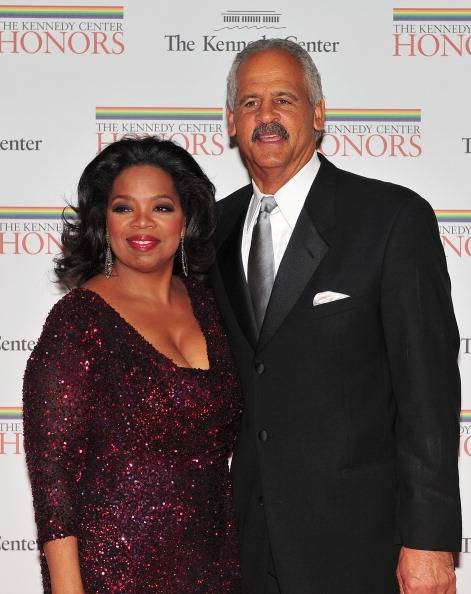 Oprah Winfrey And Longtime Boyfriend Stedman Graham Engaged After Weight Loss Host Flaunts Body At Wedding
