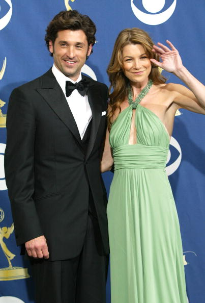 are patrick dempsey and ellen pompeo dating in real life