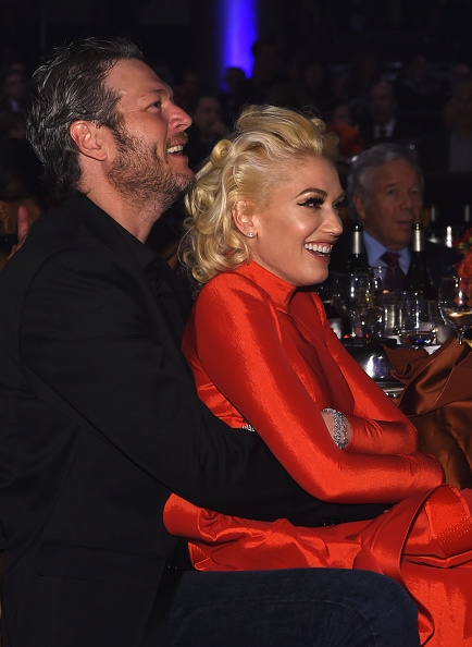 are blake shelton and gwen stefani now ready to have a. Black Bedroom Furniture Sets. Home Design Ideas