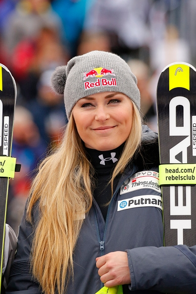 lindsey vonn fit and fab in sports illustrated shoot as