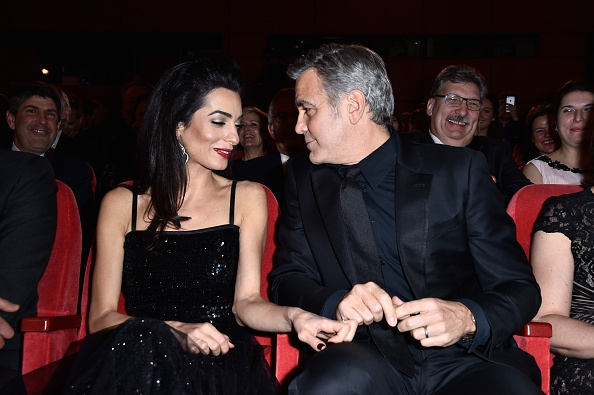 George Clooney Threatened Amal Alamuddin With Divorce ...