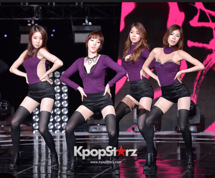 K-Pop Group STELLAR Look To Lose The Suggestive Style They ...