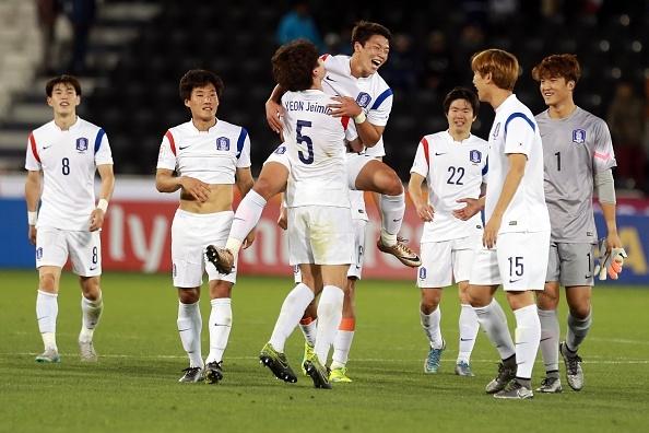 South Korea's National Football Team Looks To Protect