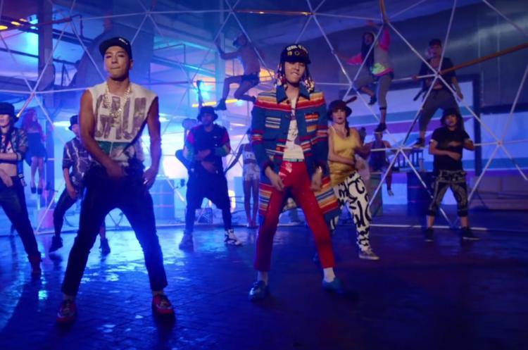 Big Bang Members G-Dragon And Taeyang's Video 'Good Boy