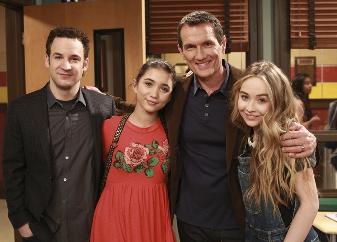 Girl Meets World Bear Spoilers Episode To Feature Major Boy