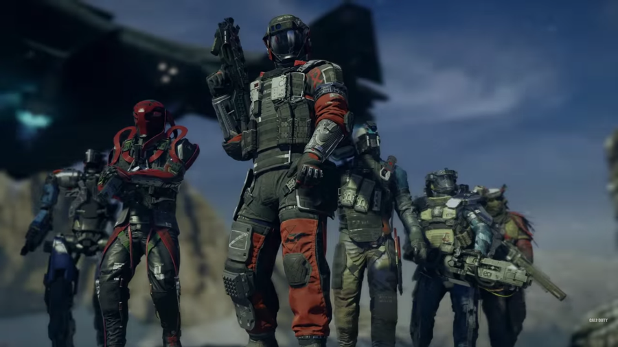 Call of Duty: Infinite Warfare multiplayer reveal coming on Friday