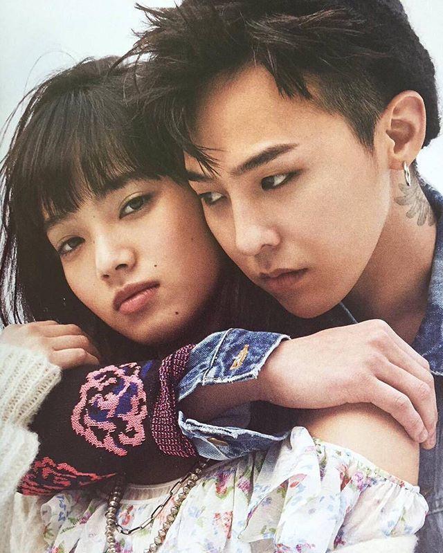 Is g-dragon dating kiko mizuhara