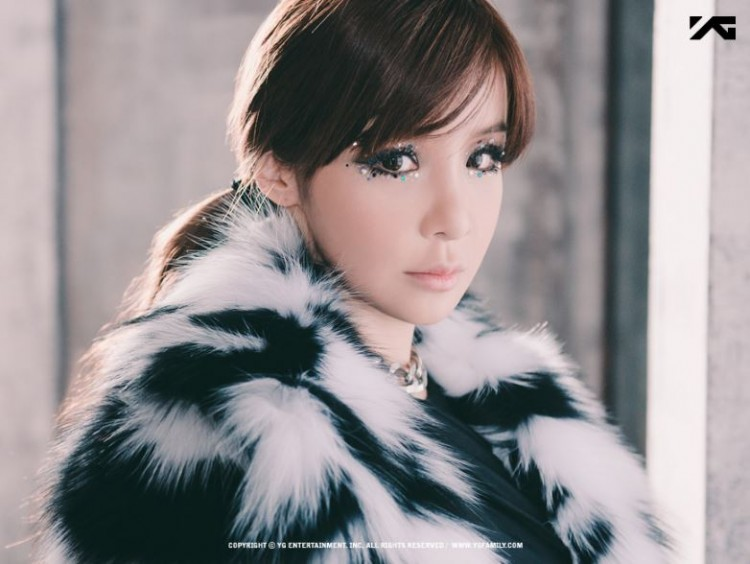 Park Bom Claims She Didnt Leave YG Entertainment Fans Get Confused K PEOPLE Koreaportal