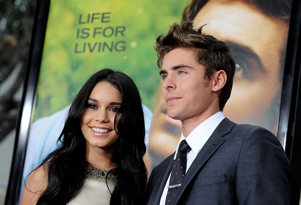 vanessa hudgens and zac efron relationship movie