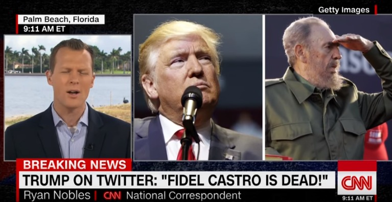 Rep. Steve Cohen compares Donald Trump to Fidel Castro