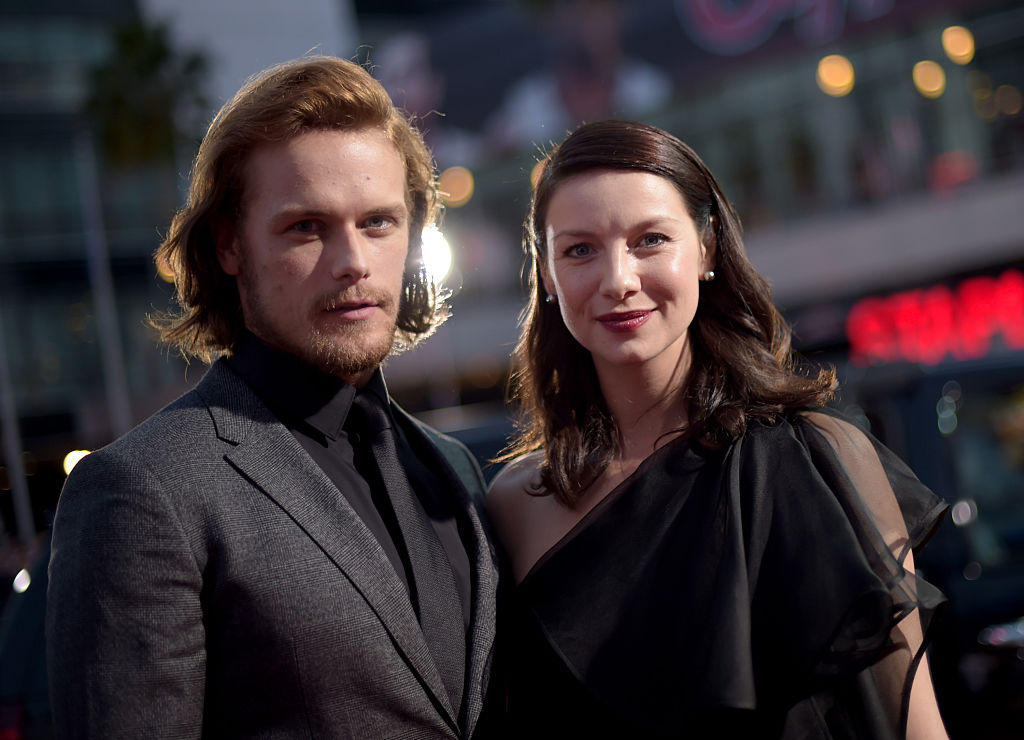 Are outlander stars dating in real life
