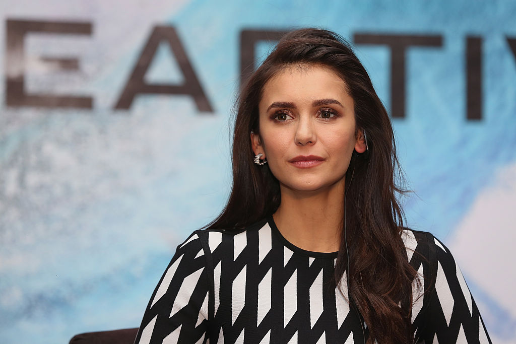 Nina Dobrev Announces She's Officially Returning for