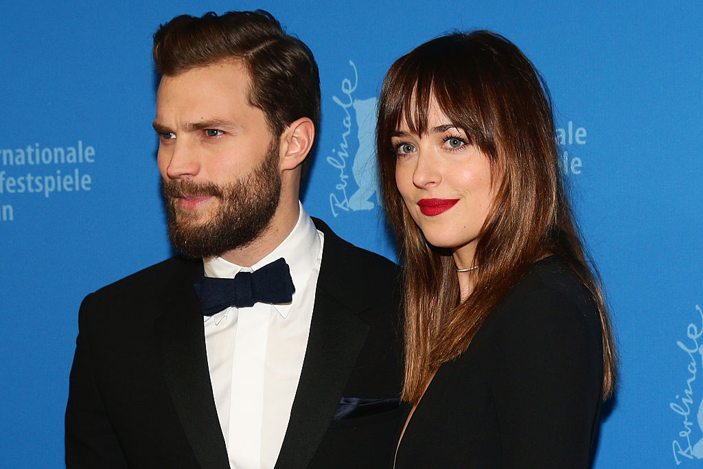 50 Shades Of Grey Stars Dating