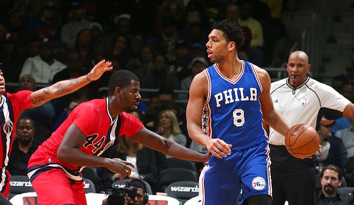 Sixers Discussing Jahlil Okafor Trade With Pelicans