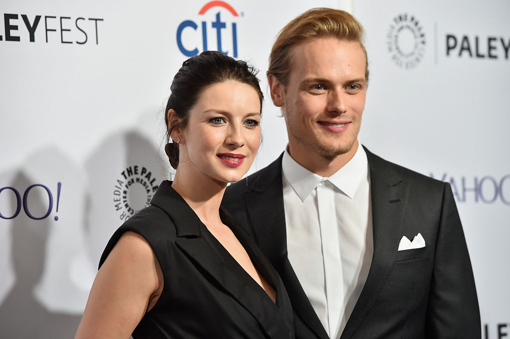 Sam Heughan and Caitriona Balfe - Dating Gossip News Photos