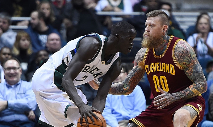 Cleveland Cavaliers Trade Chris Andersen to Charlotte Hornets