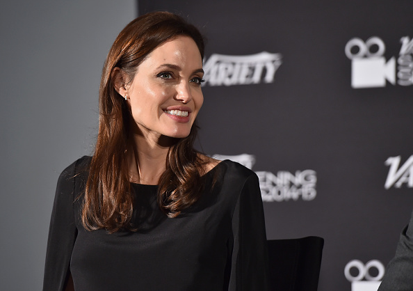 Shocking: Angelina Jolie and Kids Munch on Spiders and Crickets for Dinner