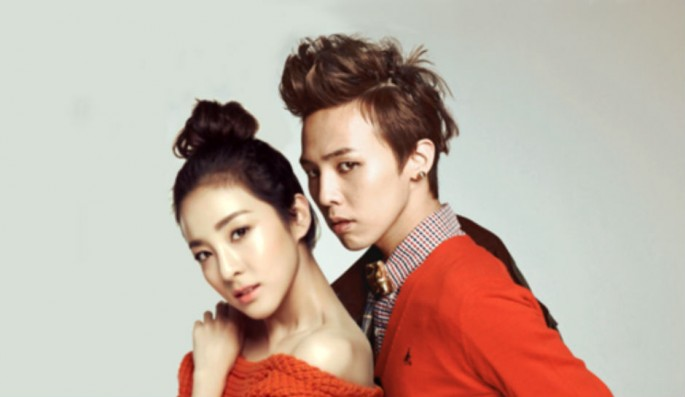 g dragon dating sandara park Nordfyns