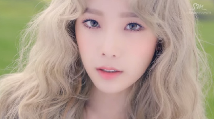 Kim Taeyeon Releases Sweet Love Lonely Night
