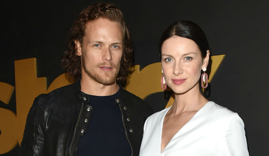 Sam heughan dating