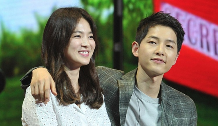 Song Joong Ki And Hye Kyo