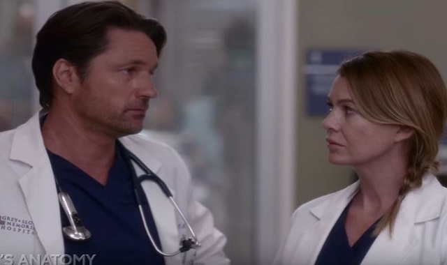 Maggie Discovers Riggs & Meredith On 'Grey's Anatomy' & She Feels Betrayed