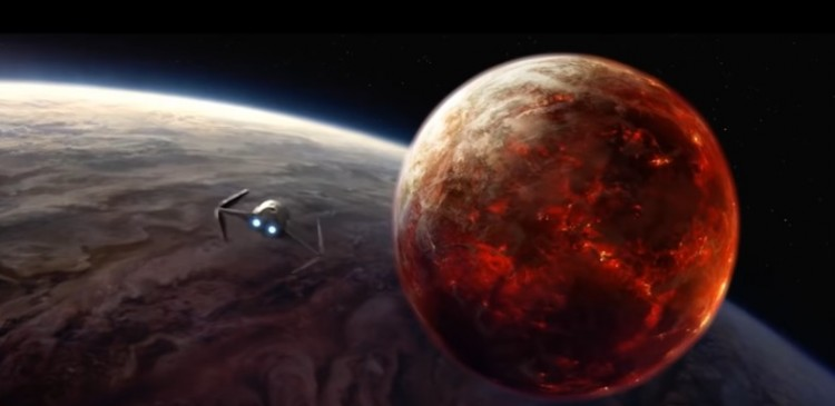 Upcoming 'Star Wars' Movies Might Feature Clic Planets ... on guardians of the galaxy home planet, yoda home planet, luke skywalker home planet,