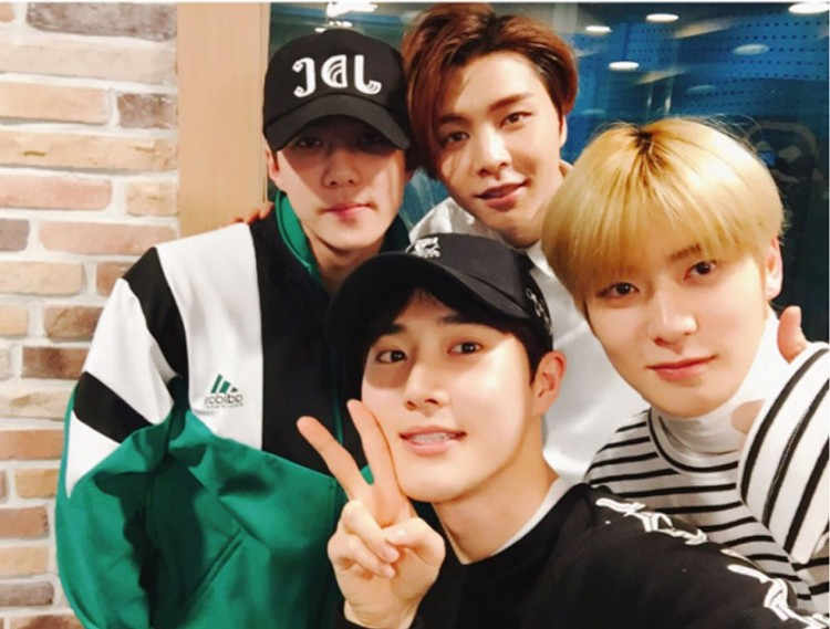 EXO and NCT 127 News: Suho Once Made Johnny Cry But Not For