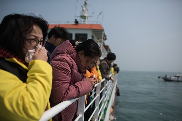 The Korean Ministry Of Oceans And Fisheries Receives 1 297