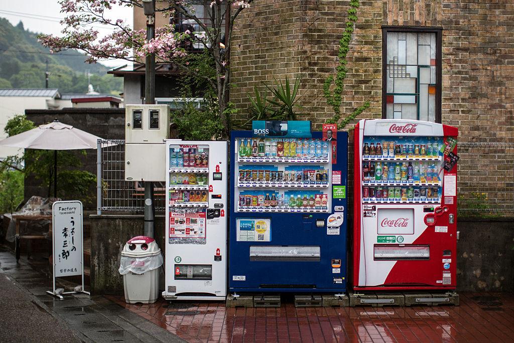 Vending machines in schools essay