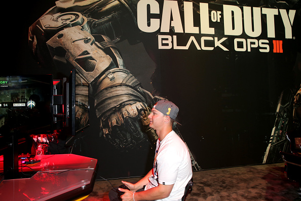 Call Of Duty World At Sex 94