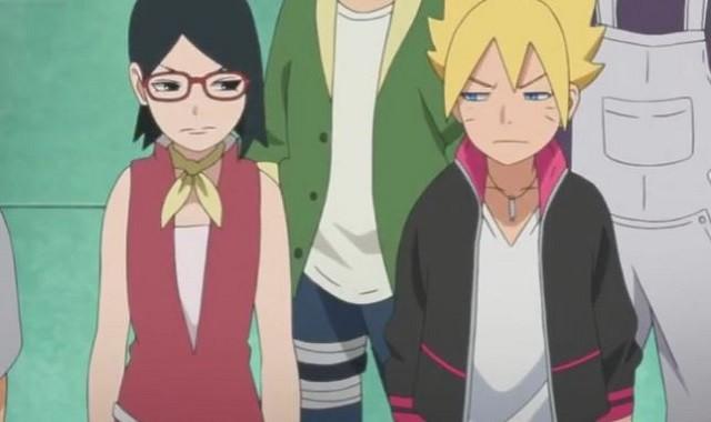 Boruto: Naruto Next Generations' Spoilers: Meet The New