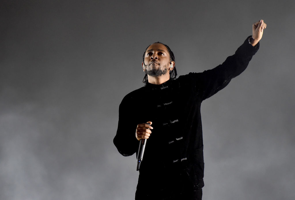Kendrick Lamar's 'HUMBLE.' Beat Almost Went To A Completely Different Rapper