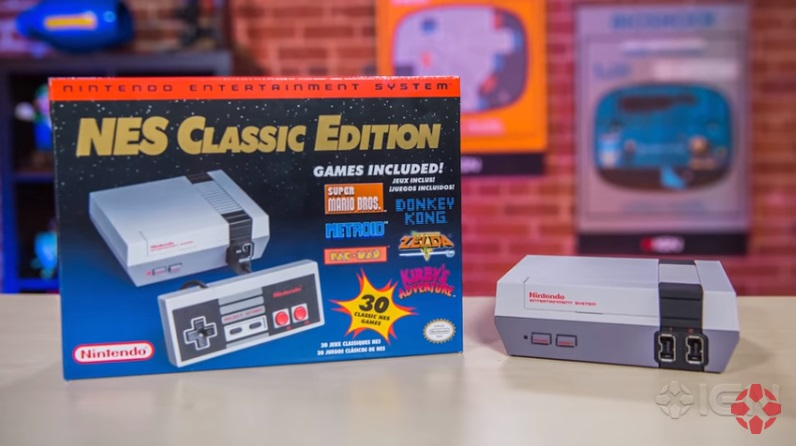Best Buy Will Resurrect the Nintendo NES Classic Edition Tomorrow