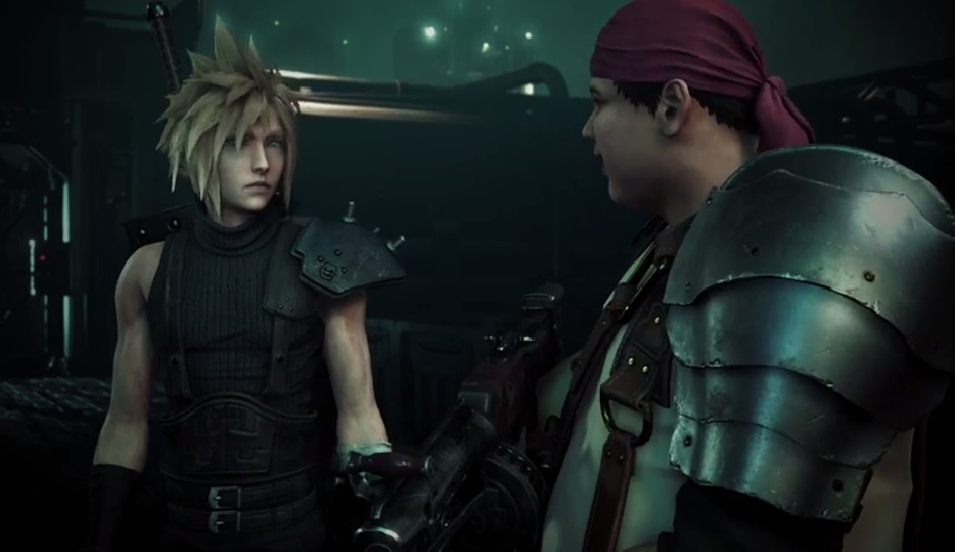 Final fantasy 7 release date in Brisbane