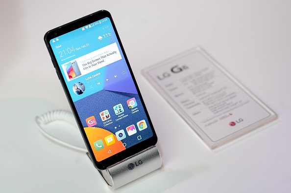 Could LG G7 Be The First Android Phone To Be Powered By ...