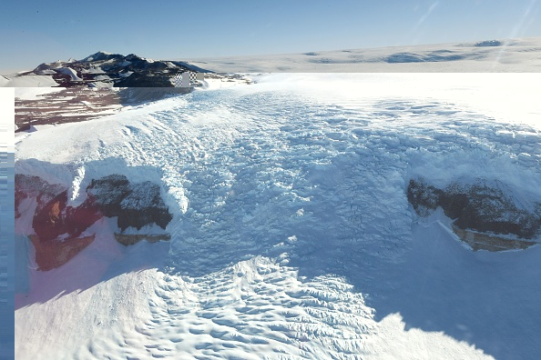Mystery Of Blood Falls In Antarctica Finally Solved By